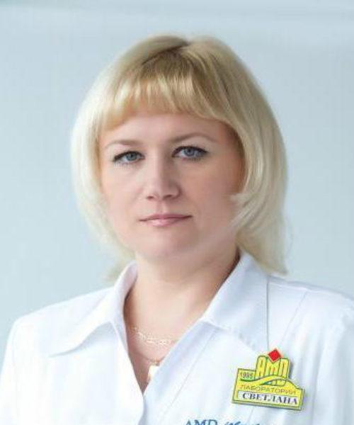 Артемьева Светлана