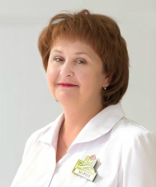 Забродина Ольга Вадимовна