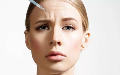 коррекция мимических морщин бутолотоксином
